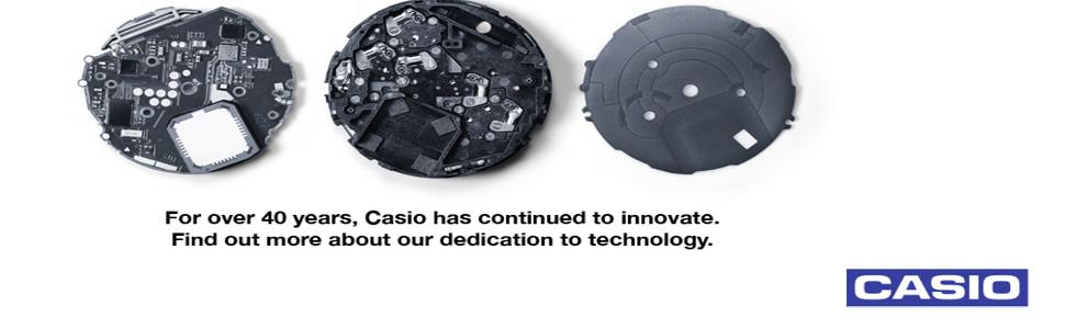 Casio Unisex-Adult Quartz Watch