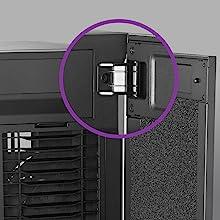 Cooler Master クーラーマスター Silencio S600 静音型 ミドルタワー PCケース CS7616 MCS-S600-KN5N-S00