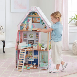 Matilda Dollhouse with EZ Kraft Assembly