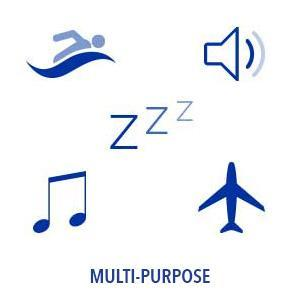 Earplugs Ear Plugs Sleeping Swimming Snoring Travel Loud Events Music Concerts Insomnia Rest Sleep