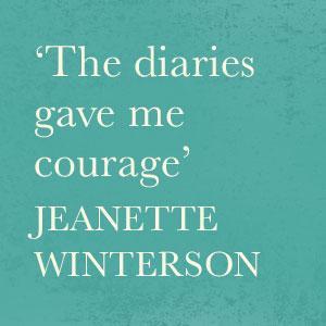 Anne Lister, Diaries, Jeanette Winterson