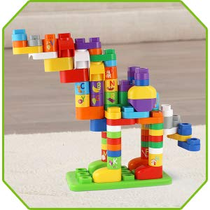 LeapBuilders 81-Piece Jumbo Blocks Box