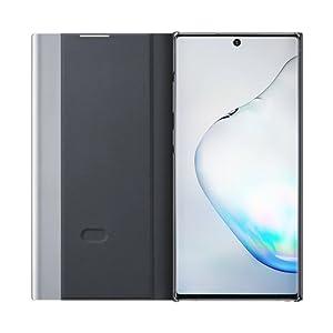 Samsung EF-ZN975CLEGWW Funda Clear View Cover Note 10+, azul ...