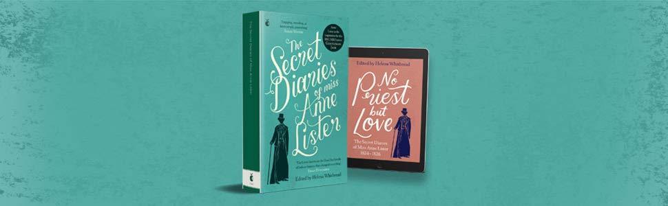 Anne Lister, Gentleman Jack, The Secret Diaries, No Priest But Love, Halifax, Lesbian History, LGBTQ