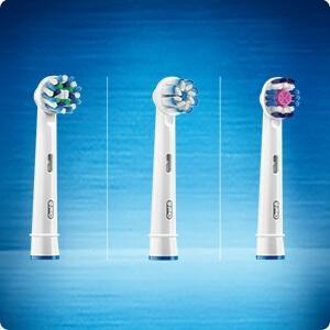 Oral-B Sensi Ultrathin head - Cabezales de Recambio, Blanco, Pack de 3 Unidades: Amazon.es: Salud y cuidado personal