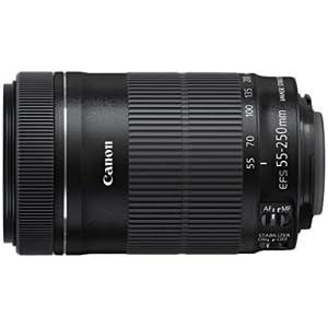 Canon Ef S 55 250 Mm F 4 0 5 6 Is 8546b013 Computer Zubehör