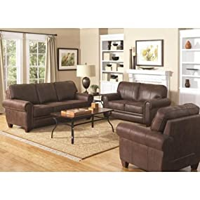 Coaster Home Furnishings Traditional Sofa