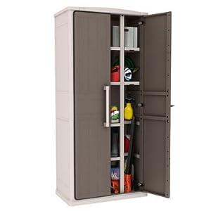 El hogar es donde está el corazón, todo lo demás necesita un lugar especial. Ahí es donde los gabinetes de almacenamiento y estantes de Keter pueden ayudar.