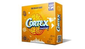 Asmodee ADE0COR03ML Cortex Geo Juego de mesa: Amazon.es: Juguetes y juegos