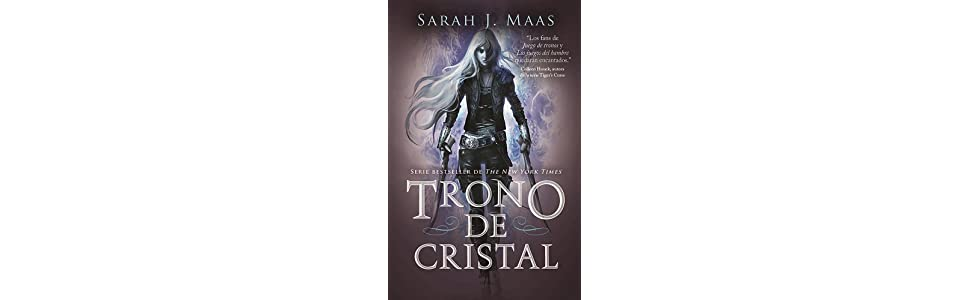 Trono de Cristal / Throne of Glass: Amazon.es: Sarah J. Maas: Libros