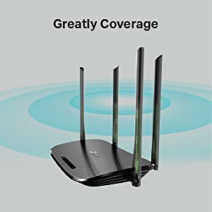 TP-Link AC1200 Archer VR300 Wireless VDSL and ADSL Modem Router - Black