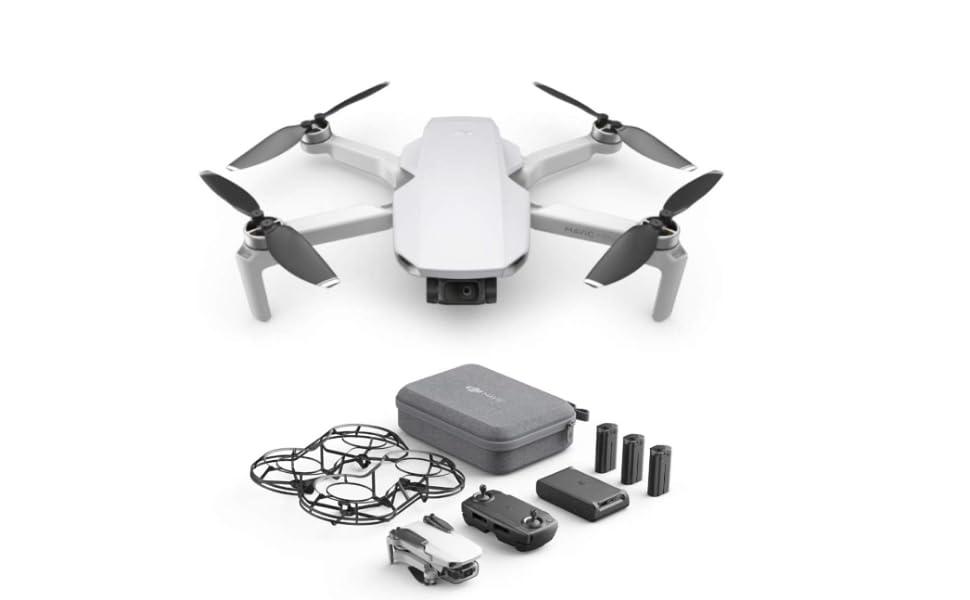 Dji Mavic Mini Combo Drone: Amazon.com.tr