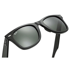 158de2fc5 Ray Ban Wayfarer Black Unisex Sunglasses - RB2140-901-50-22-150: Ray ...