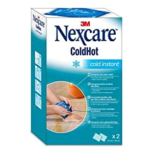 Nexcare Coldhot Cold Instant - Bolsa de frío: Amazon.es: Salud y cuidado personal