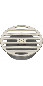 SANEI 排水部品 ワントラップ皿 呼び75 ステンレス PH50F-75