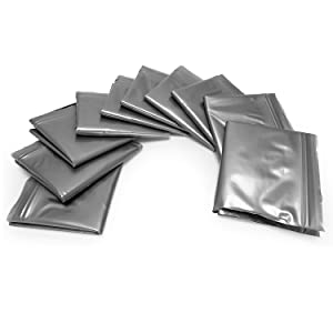 Camco 41548 Toilet Bucket Replacement Waste Bag 10 Pack