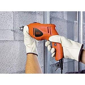 Black & Decker 500W 10mm Hammer Drill