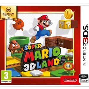 Super Mario 3D Land 3DS: Amazon.es: Videojuegos