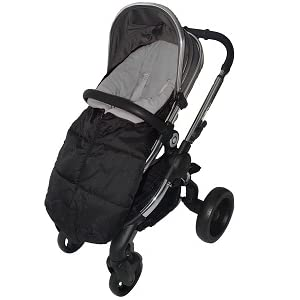 Deluxe Pushchair Footmuff Cosy Toes Compatible with Maxi Cosi