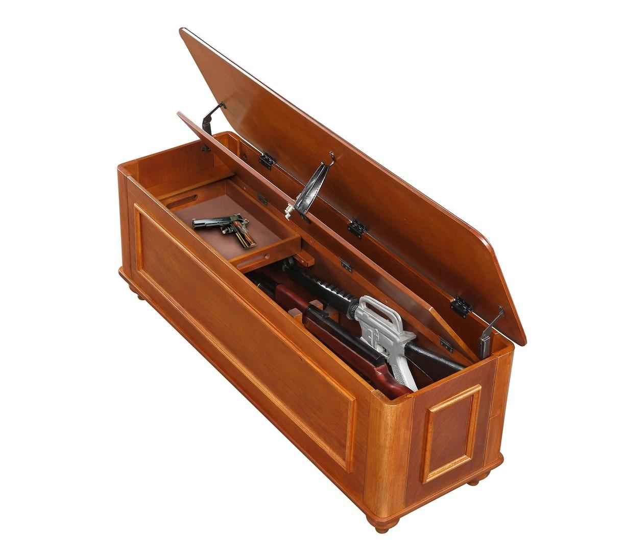 Guns On Kitchen Table: Amazon.com: American Furniture Classics Hope Chest With