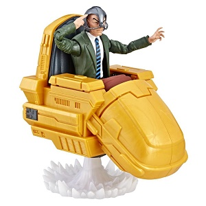 Marvel Legends Professor X  with Hover Chair