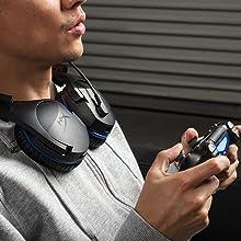 キングストン Kingston ゲーミングヘッドセット PS4対応 HyperX Cloud Stinger Wireless HX-HSCSW-BK ブラック ワイヤレス 2年保証