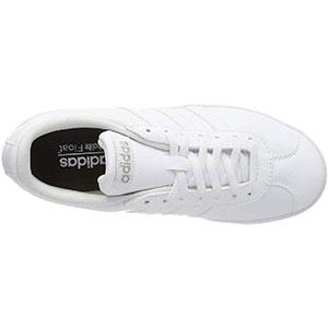 adidas VL COURT 2.0 W Womens SHOES ftwr white/ftwr white/cyber met. 38 EU
