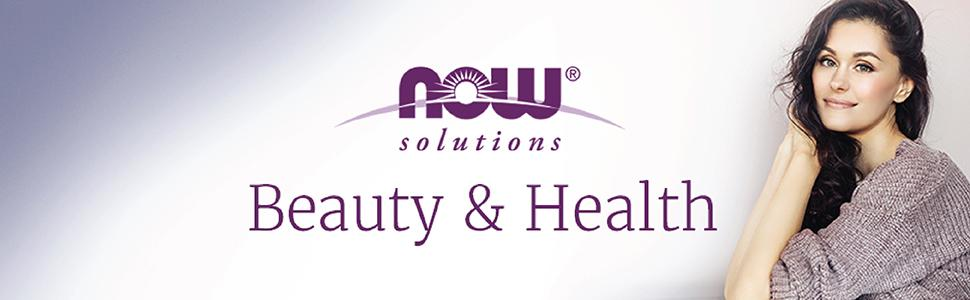 NOW Solutions Beauty and Health