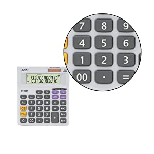 Orpat OT 400T/400GT Calculator