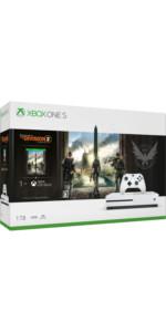 Xbox One S 1 TB ディビジョン2 同梱版