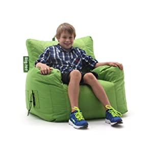 Bean Bag Chair Big Joe Dorm Kids Seat Furniture Sofa Tv