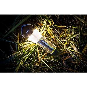 Goal Zero ゴールゼロ LIGHTHOUSE ライトハウス micro FLASH USB充電式LEDミニランタン 150ルーメン 防水 懐中電灯付 XX1366 32005