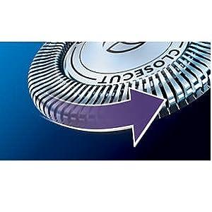 Philips AT620/14 Aqua Touch - Afeitadora Eléctrica Wet & Dry ...