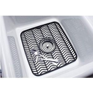 Silicone Basin Sink Filters Strainer Cover Leak-proof Filters Floor Drain Mat KV