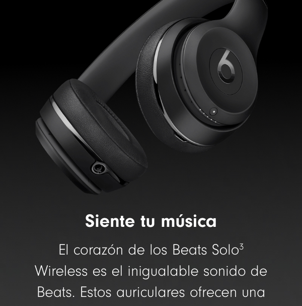 Beats by Dr. Dre Auriculares - Solo3 Wireless Pop Collection, Azul pop: Apple: Amazon.es