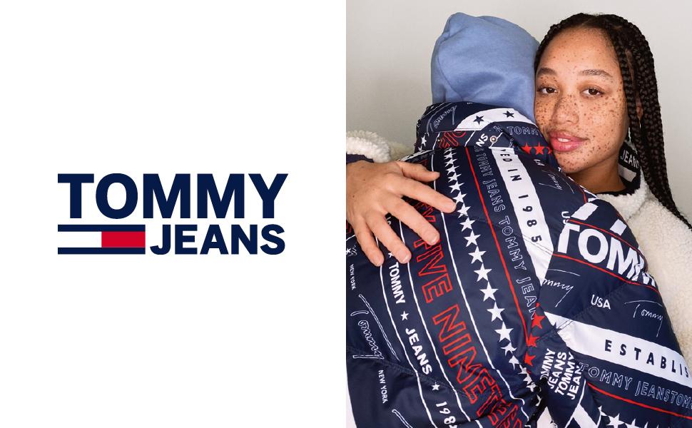 Tommy Jeans Tjw Crepe Solid Longsleeve Pull De Sport Femme