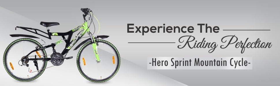 Banner fir the Hero Sprint fazer