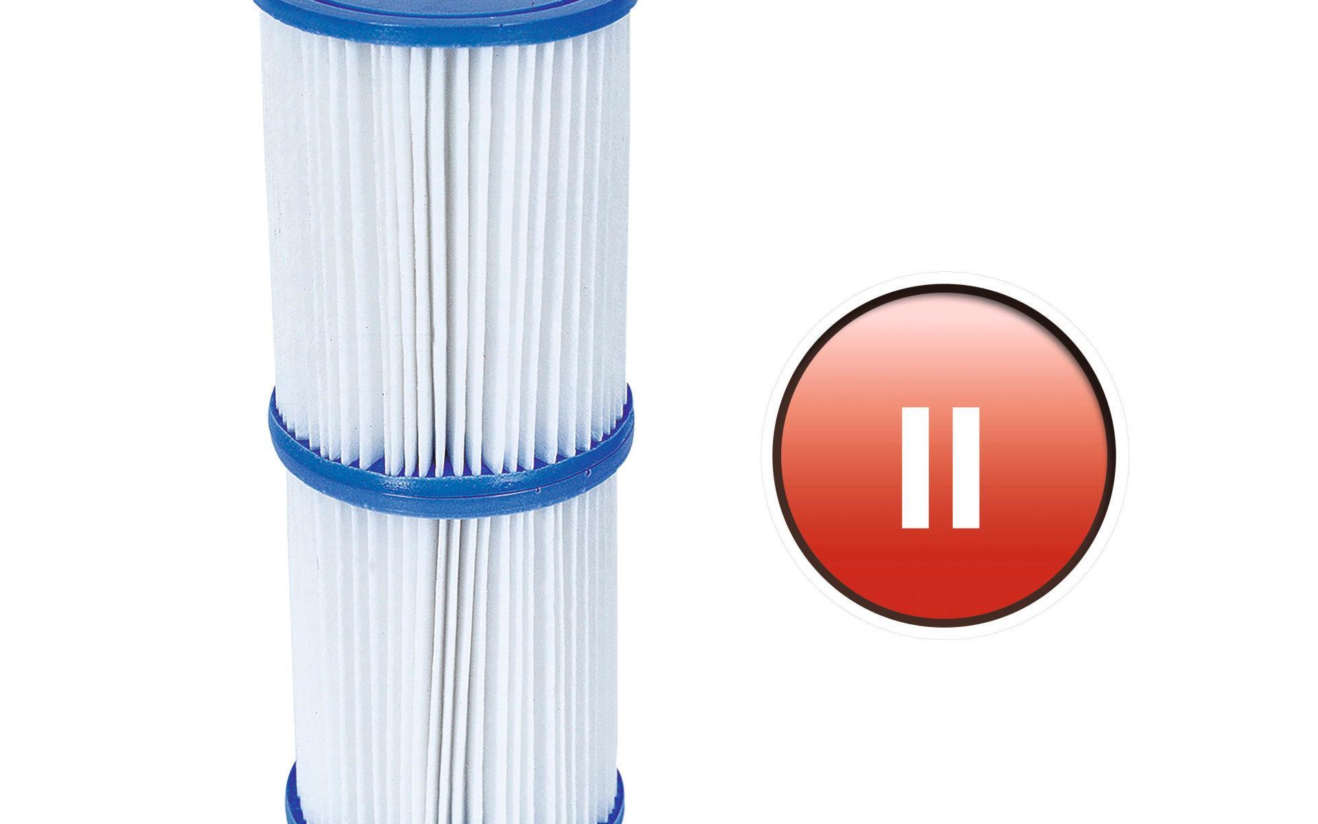 Bestway 8320505 filtro para depuradora opiniones recambio for Filtro de cartucho para piscina