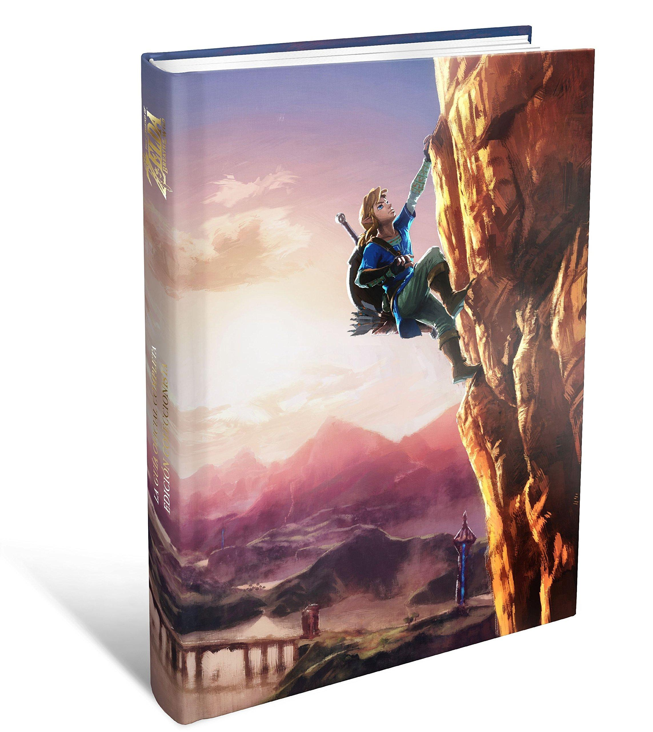 The Legend Of Zelda. Breath Of The Wild. La guía oficial completa - Edición coleccionista: Amazon.es: Vv.Aa., Vv.Aa.: Libros