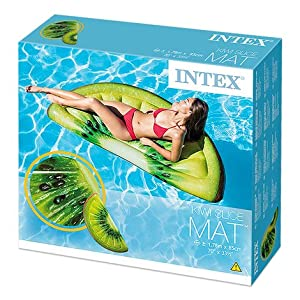 Intex 58764EU - Colchoneta hinchable Kiwi 85 x 178 cm