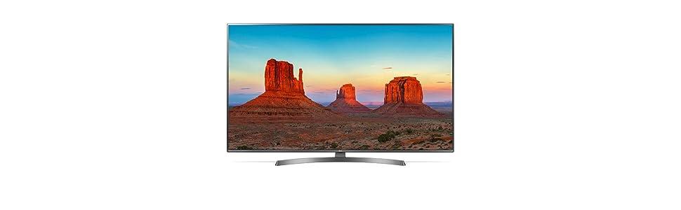 LG 50UK6750PLD - Smart TV de 126 cm (50