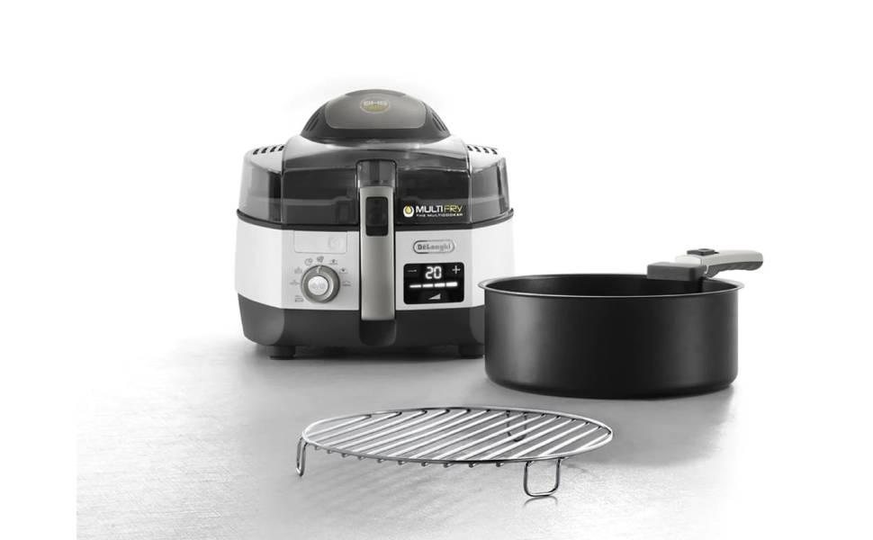 Delonghi FH 1396.BK Extra Chef Plus Multi fryer - Black