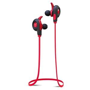 BlueAnt Pump Lite Hd Wireless Sportsbuds, Red