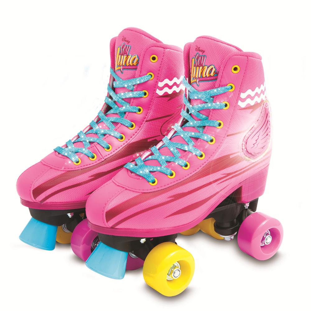 Soy Luna - Light up Patines Roller Training (30/31) (Giochi Preziosi YLU67000)