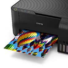 Epson EcoTank L3110 All-in-One Ink Tank Printer Colour