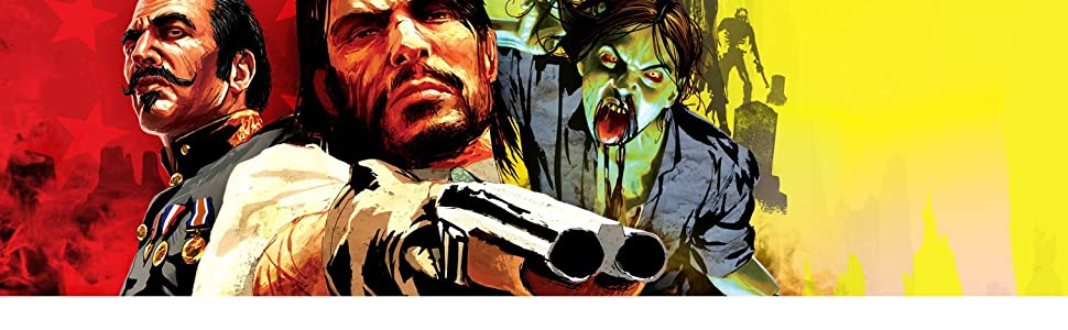 Amazon com: Red Dead Redemption Game of the Year