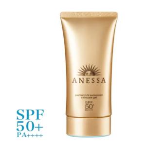 アネッサ パーフェクトUV スキンケアジェル SPF50+/PA++++ 90g