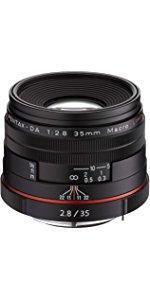 HD PENTAX-DA35mmF2.8 Macro Limited