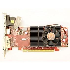 Amazon.com: VisionTek Radeon 4350 512 MB DDR2 (DVI-I, HDMI ...