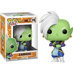 Funko Pop!-24981 Dragonball Super: Zamasu, Multicolor, Standard ...